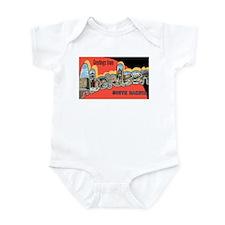 Aberdeen South Dakota Infant Bodysuit
