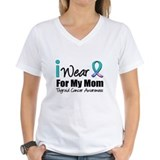 Thyroid Cancer (Mom) Shirt