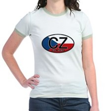 Czech Republic Euro Oval T