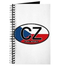 Czech Republic Euro Oval Journal