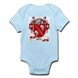 Ellis Family Crest Infant Creeper