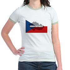 Czech Republic Flag Extra T