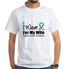 Thyroid Ribbon (Wife) Shirt