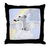 Greyhound Rainbow Pillow