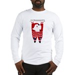 Masonic Santa is Back Long Sleeve T-Shirt