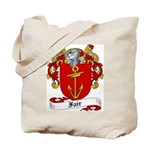 Fair Family Crest Tote Bag