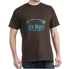 Key West Happy Place - T-Shirt