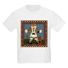 Cute Harvest Scarecrow T-Shirt