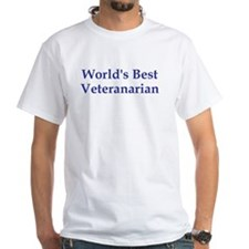 World's Best Veteranarian Shirt