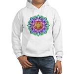 Faery Flower Hooded Sweatshirt