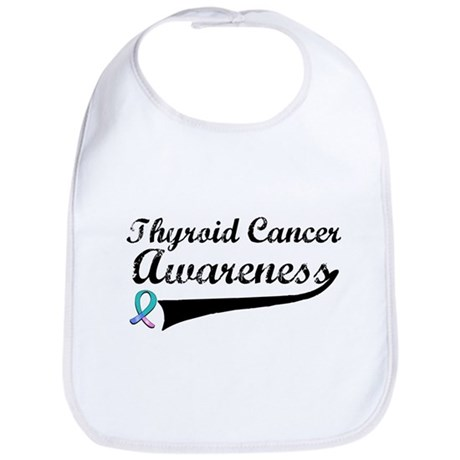 Thyroid Cancer Awareness Bib