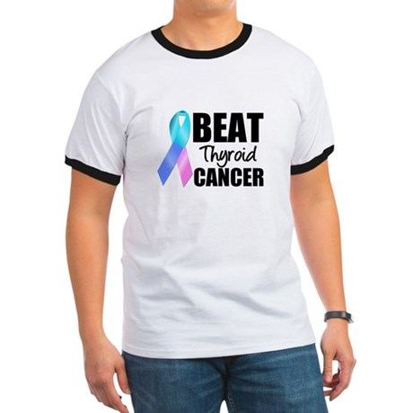 Beat Thyroid Cancer Ringer T
