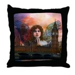 Angel #205 London : Throw Pillow