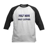 Half Man Half Gopher Tee
