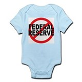 NO Federal Reserve Infant Bodysuit