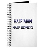Half Man Half Bongo Journal