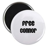 "Free Connor 2.25"" Magnet (10 pack)"