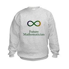 Future Mathematician Sweatshirt