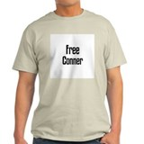 Free Conner Ash Grey T-Shirt