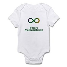 Future Mathematician Infant Bodysuit