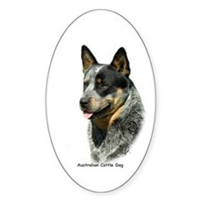 Australian Cattle Dog 9F061D-05 Decal