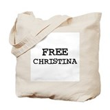 Free Christina Tote Bag