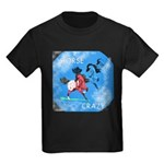 Drama Appaloosa Kids Dark T-Shirt