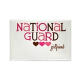 NG Girlfriend Rectangle Magnet