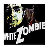 White Zombie [1932 Film] Tile Coaster