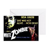 White Zombie [1932 Film] Greeting Cards (Pk of 10)