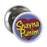 "Shayna Punim - 2.25"" Button"