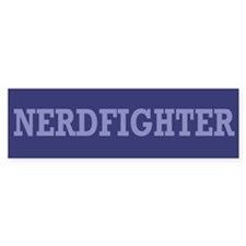 Nerdfighter - Bumper Bumper Stickers