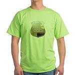 Fireman Green T-Shirt