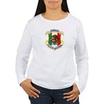 Federales Women's Long Sleeve T-Shirt