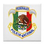Federales Tile Coaster
