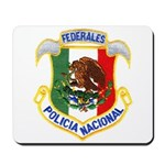 Federales Mousepad