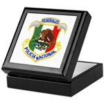 Federales Keepsake Box
