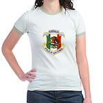 Federales Jr. Ringer T-Shirt