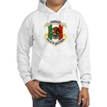 Federales Hooded Sweatshirt
