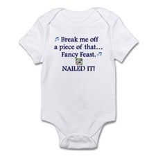 Cute Tv shows Infant Bodysuit