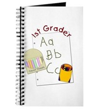 First Grader Journal
