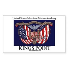 KP Banner Rectangle Decal