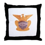 Clark County Jeep Posse Throw Pillow