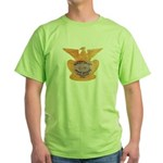 Clark County Jeep Posse Green T-Shirt