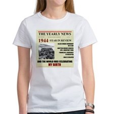 born in 1944 birthday gift Tee