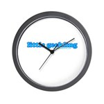 Little Geekling Wall Clock