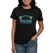 Miami Beach Happy Place - Tee