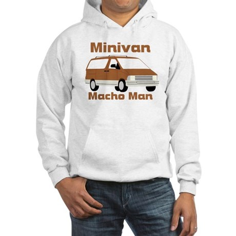 Minivan Hooded Sweatshirt