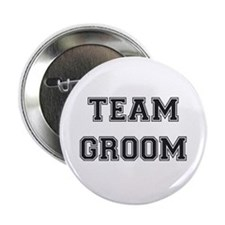 "Team Groom 2.25"" Button"