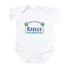 Naples Happy Place - Infant Bodysuit